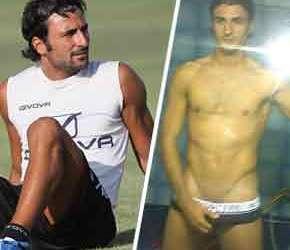 Nudes do jogador italiano Fabio Ceravolo vazam na web
