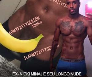 Ex-Nicki Minaj, Safaree Samuels, comenta sobre nude enorme