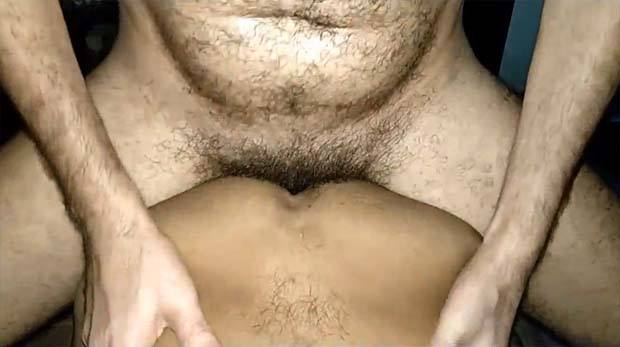 macho peludo encaixado anal gay porno