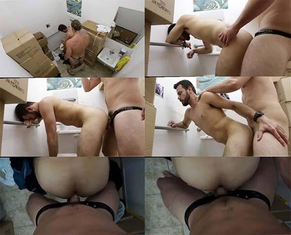 sexo gay banheiro amador trabalho