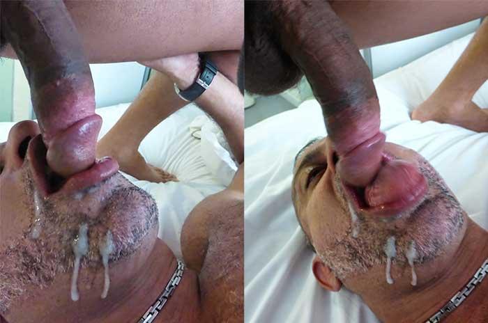cara gozada sexo gay