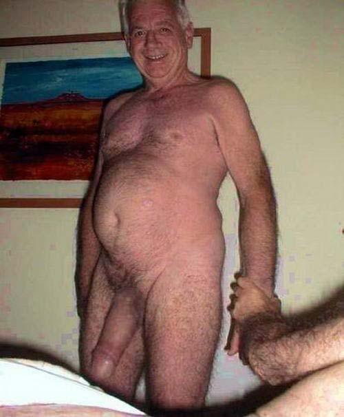 naked mature big cock