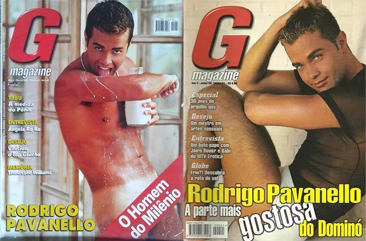 Rodrigo Phavanello g magazine pelado