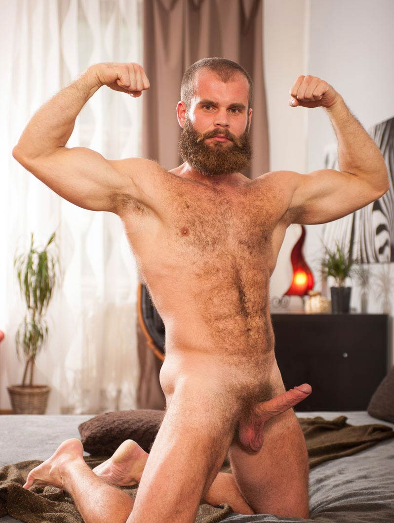 Hugo Brtnik hairy big dick