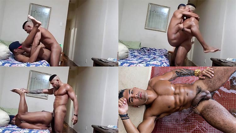 Porno Gay video amador Lauro Minotauro fodendo