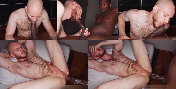 negro avantajado esfola ruivo careca pornogay