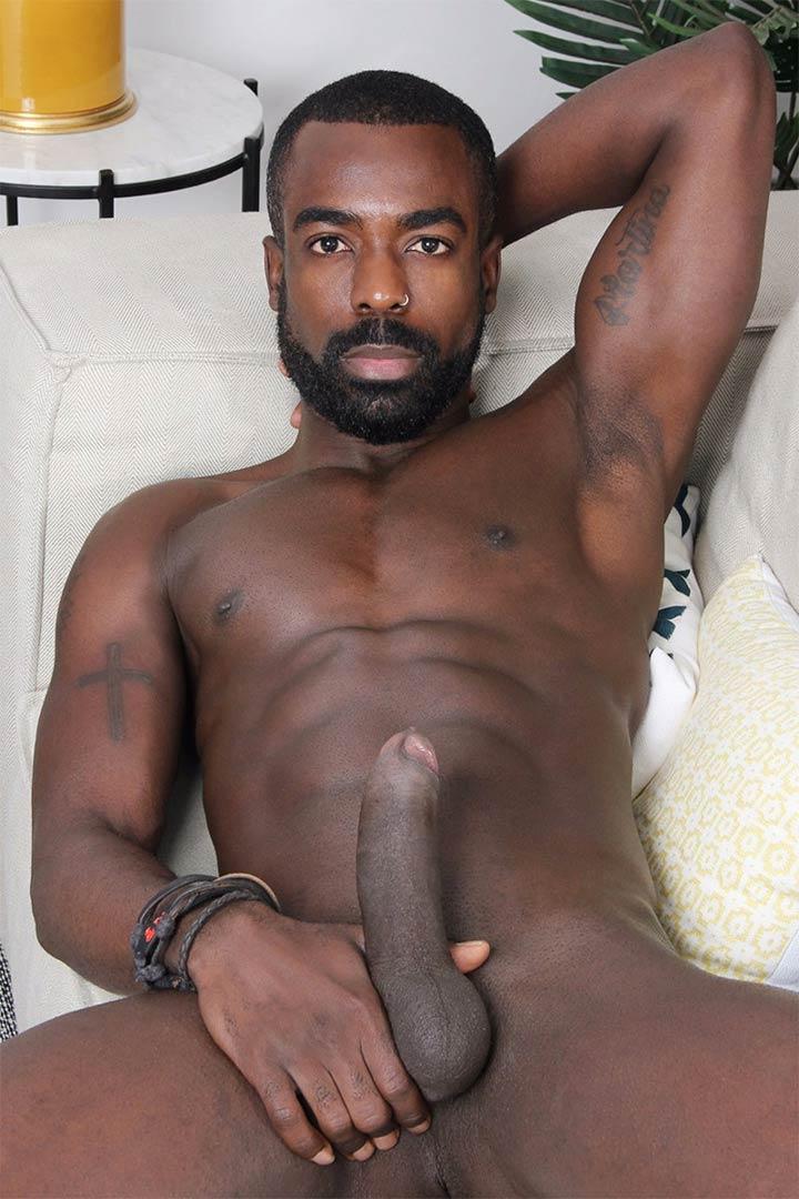 Gay Pornstar Black Peter Connor