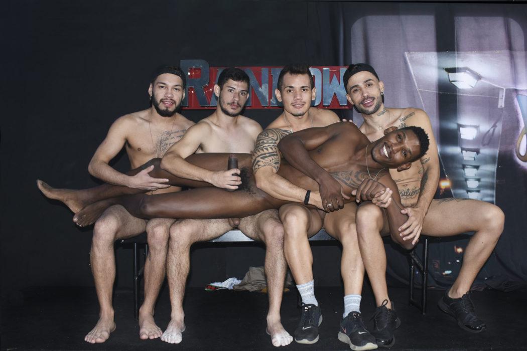 Suruba gay mundomais