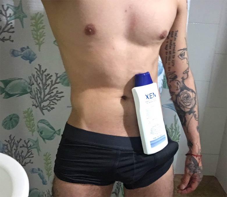 ShampooChallenge colombiano desafio big xampu