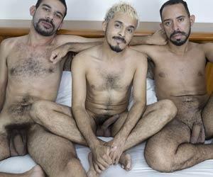 Peludos: César Maldonato, Judoca e Hidex