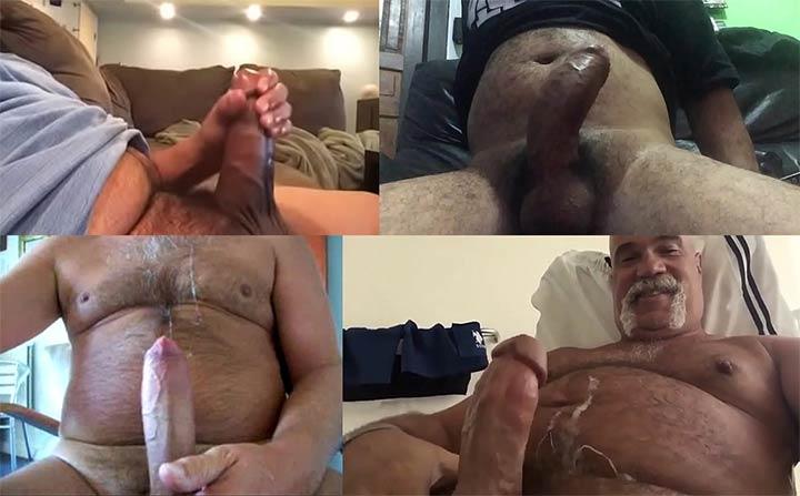 homens mais velhos nus fora do padrao