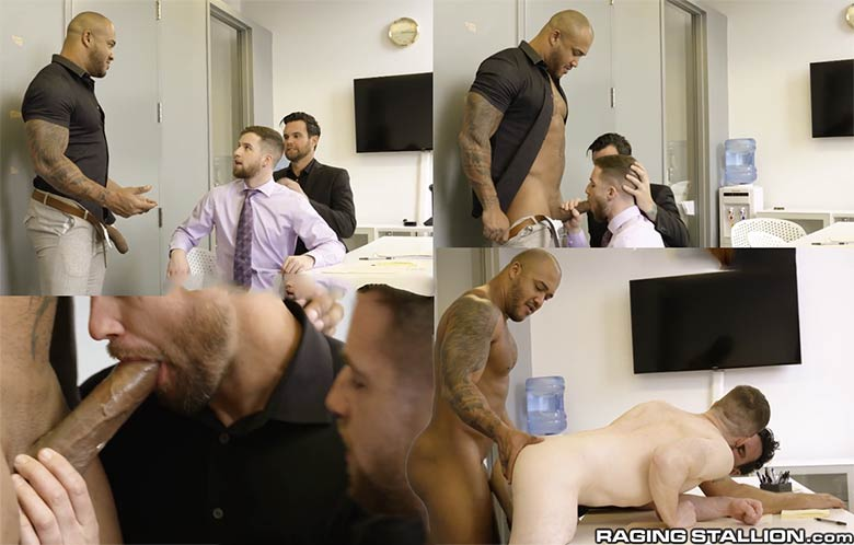 patrao pauzudo fodendo homens na empresa gay porno