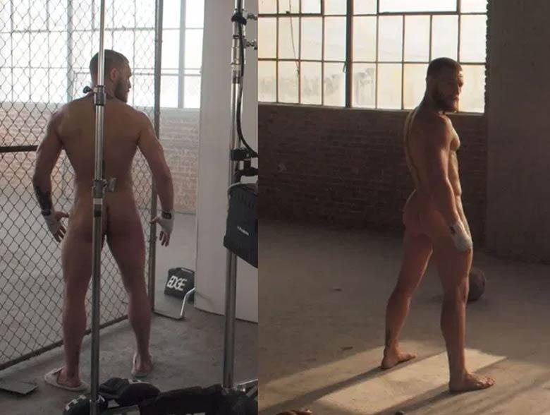 conor mcgregor naked bulge 4