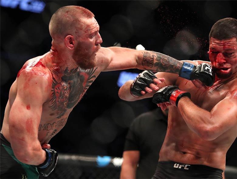 conor mcgregor dick MMA