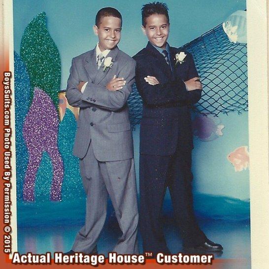 Derek & Sean Bal. 2003