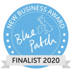 blue patch new business award finalist 2020