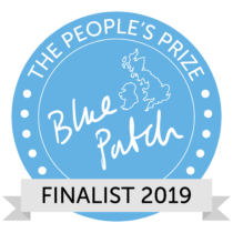blue patch peoples prize finalist 2019