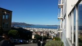 Getting off the 24 in Pac Heights, I walked down the hill to Lombard and Fillmore rather than wait for the 22 bus.