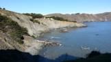 The view back across Bonita Cove.