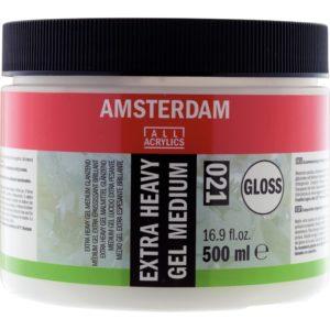 Médium Gel Extra Lourd Brillant 021 Pot 500 ml
