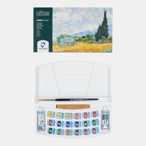 "Coffret aquarelle Van Gogh ""National Gallery"""
