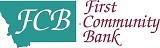 First Communtiy Bank