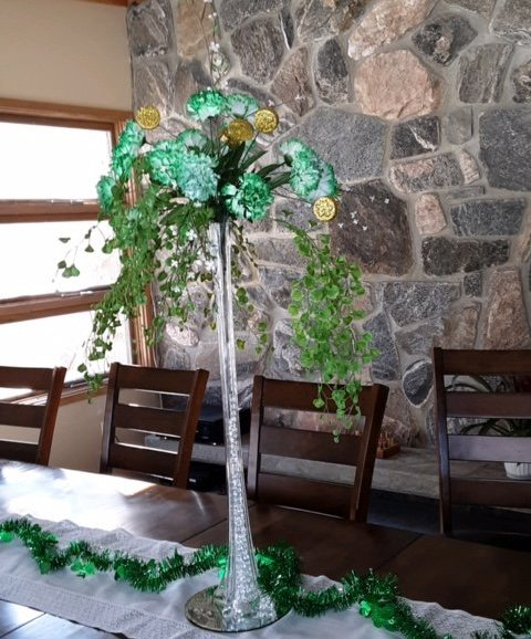 Dining Room - St. Patrick's Day