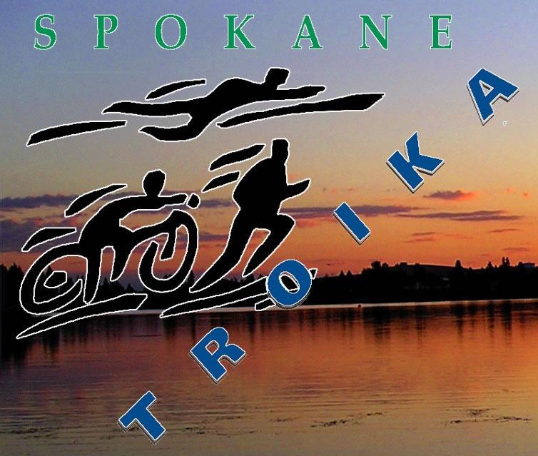 Troika Triathlon Logo