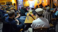 The first Valentine Uke night was in 2012 at the Community Food Coop in Bozeman