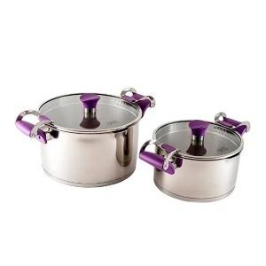 Набор посуды GIPFEL 0620 FUTURIS 4 prc