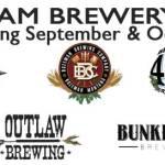 Sip & SLAM returns to local breweries, Sept. thru Oct. 2017