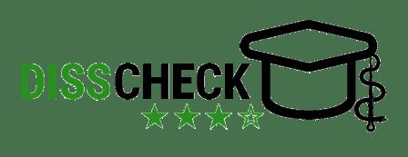DissCheck Rezensionsdatenbank für medizinische Rezensionen in Dresden