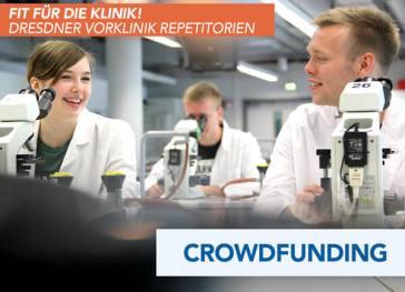 Neues Crowdfunding Fit Für Die Klinik Dresden