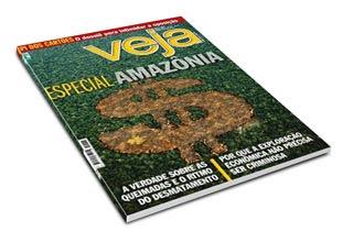 Revista Veja - 26 Março 2008