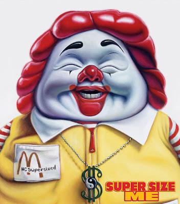 Super Size Me McDonalds