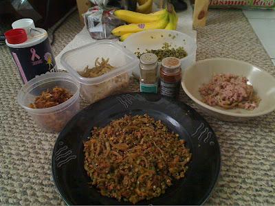 Lawar Balinese Traditional Food