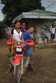 motorcycle riding, climbing, mount apo
