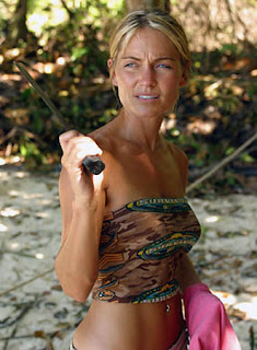 Jennifer Lyon hot survivor Palau