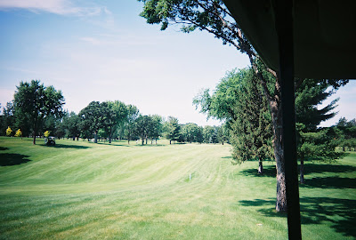 St Cloud Country Club hole 1