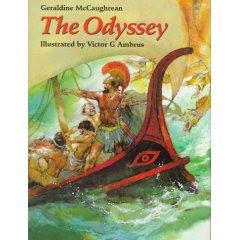 Odyssey children'sbook