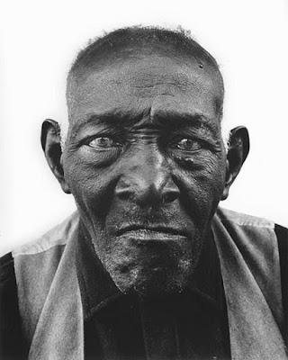 R Avedon William Casby, Born a slave 1963