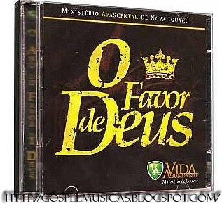 Ministério Apascentar de Nova Iguaçu - O Favor de Deus - 2008