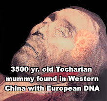One of Many Tocharian Europeans