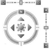 Nav Gadget Control in Google Earth 4