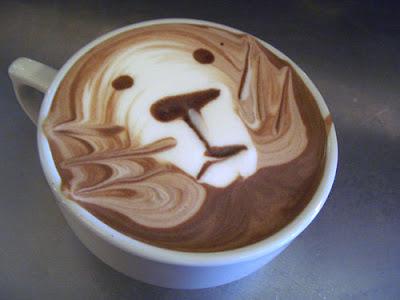 Coffee Art (21) 5
