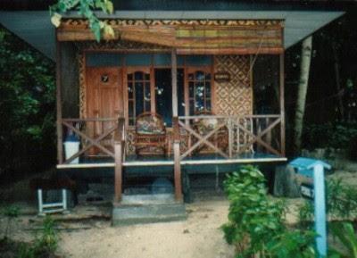 Cottage type Penyu AB Pulau Sepa Pulau Seribu