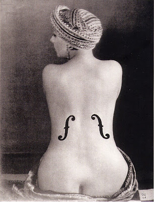 Man Ray- Le Violon dIngres - 1924