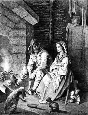 Pulgarcito de Charles Perrault, un cuento violento del siglo XVII (2/6)