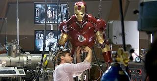 Tony Stark is Iron Man.