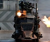 The Dreadnought in Death Race